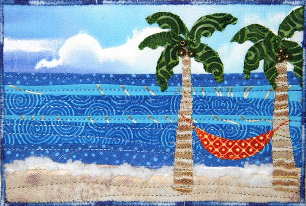 Island Time Postcard