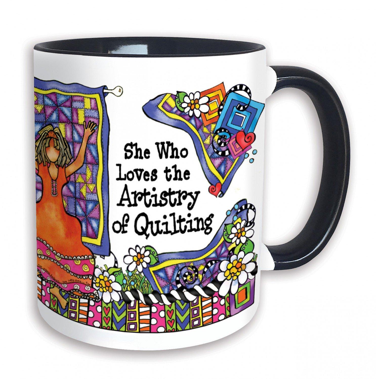 Quilt Artistry 11oz Mug