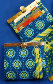 Clasp Wallet Pattern - Free Download