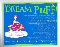 Quilters Dream Puff Batting - Double