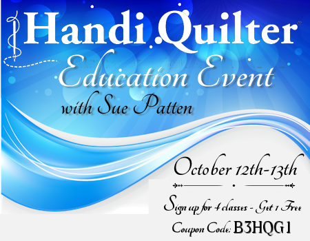 HQ Education Event Oct 2018