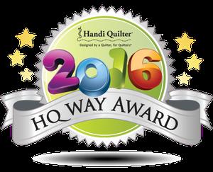 HQ Way Award Winner