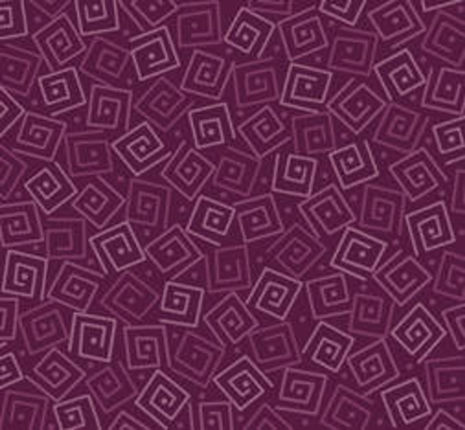 Harmony - Squares Plum