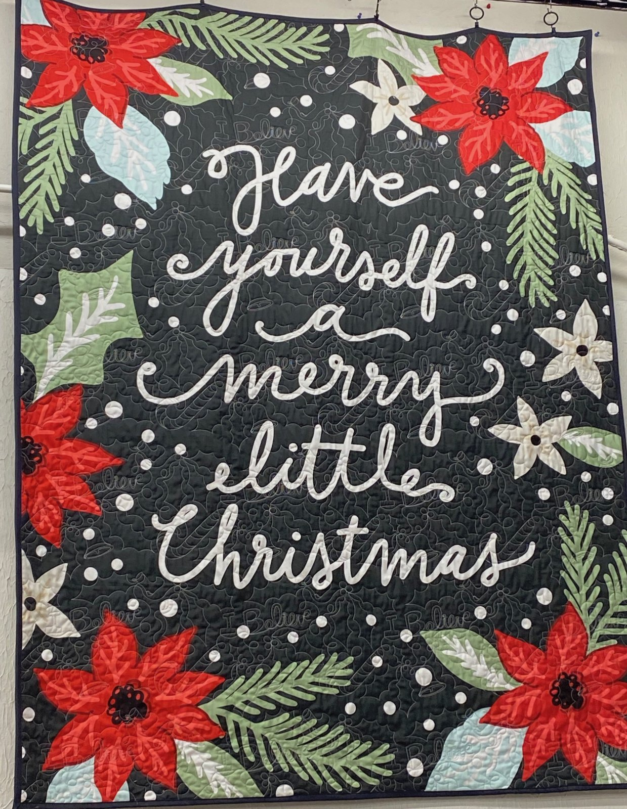 Have Yourself a Merry Little Christmas Sample