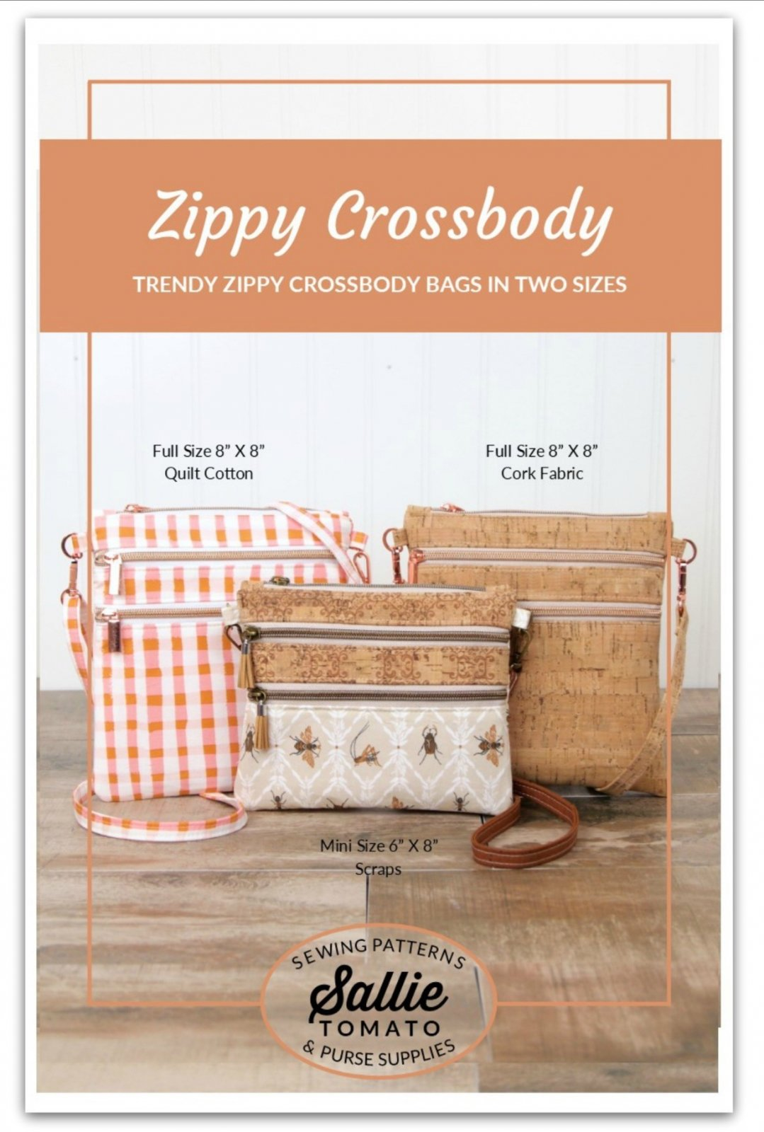 Zippy Crossbody