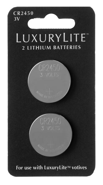 CR2450 Lithium Battery