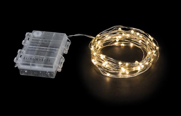 50 FT LED String Lights