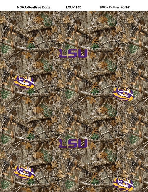 LSU RealTree Camouflage