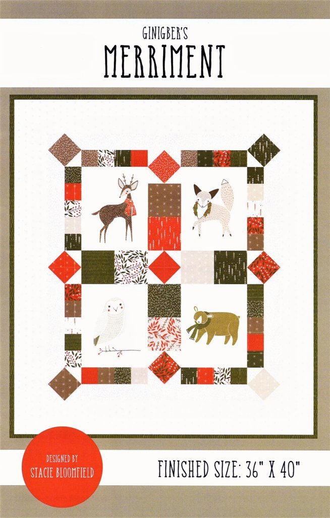 Merriment Quilt Kit