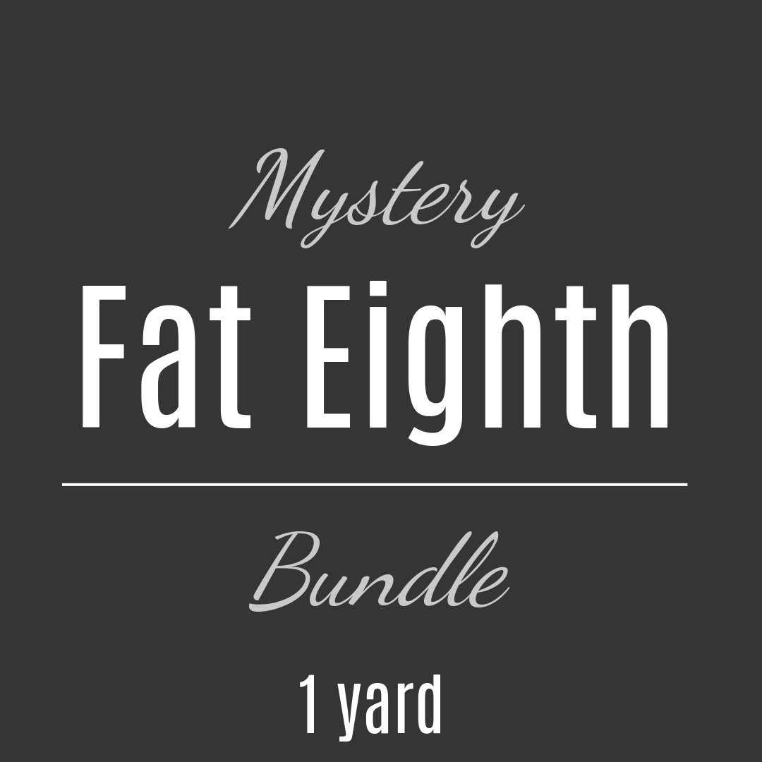 Scrappy Fat Eighth Bundle