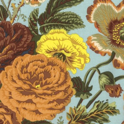 Kaffe Fassett/Philip Jacobs - Summer Bouquet Brown