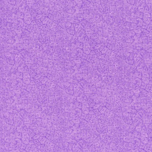 Hopscotch Crosshatch My Way - Lavendar Fields