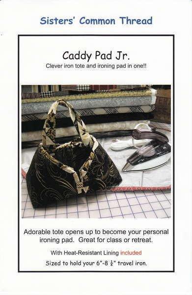 Caddy Pad Jr Pattern