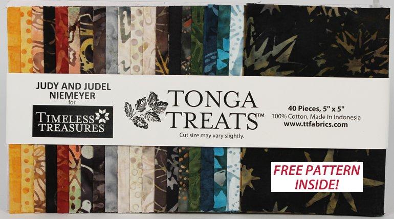 Tonga Treats Mini Painter (5 Inch Squares)