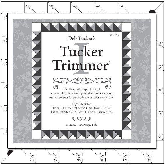 Tucker Trimmer I Ruler