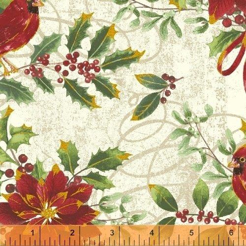 Noel - Cardinal Floral