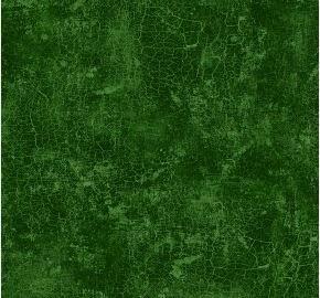 Crackle - Dark Green