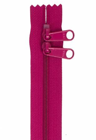 30 in Zipper Wild Plum