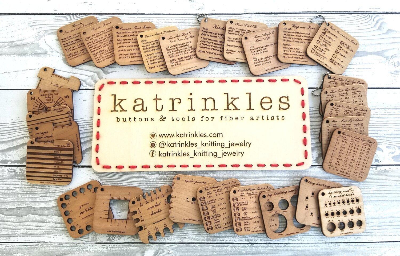 Katrinkles Keychain Gauges