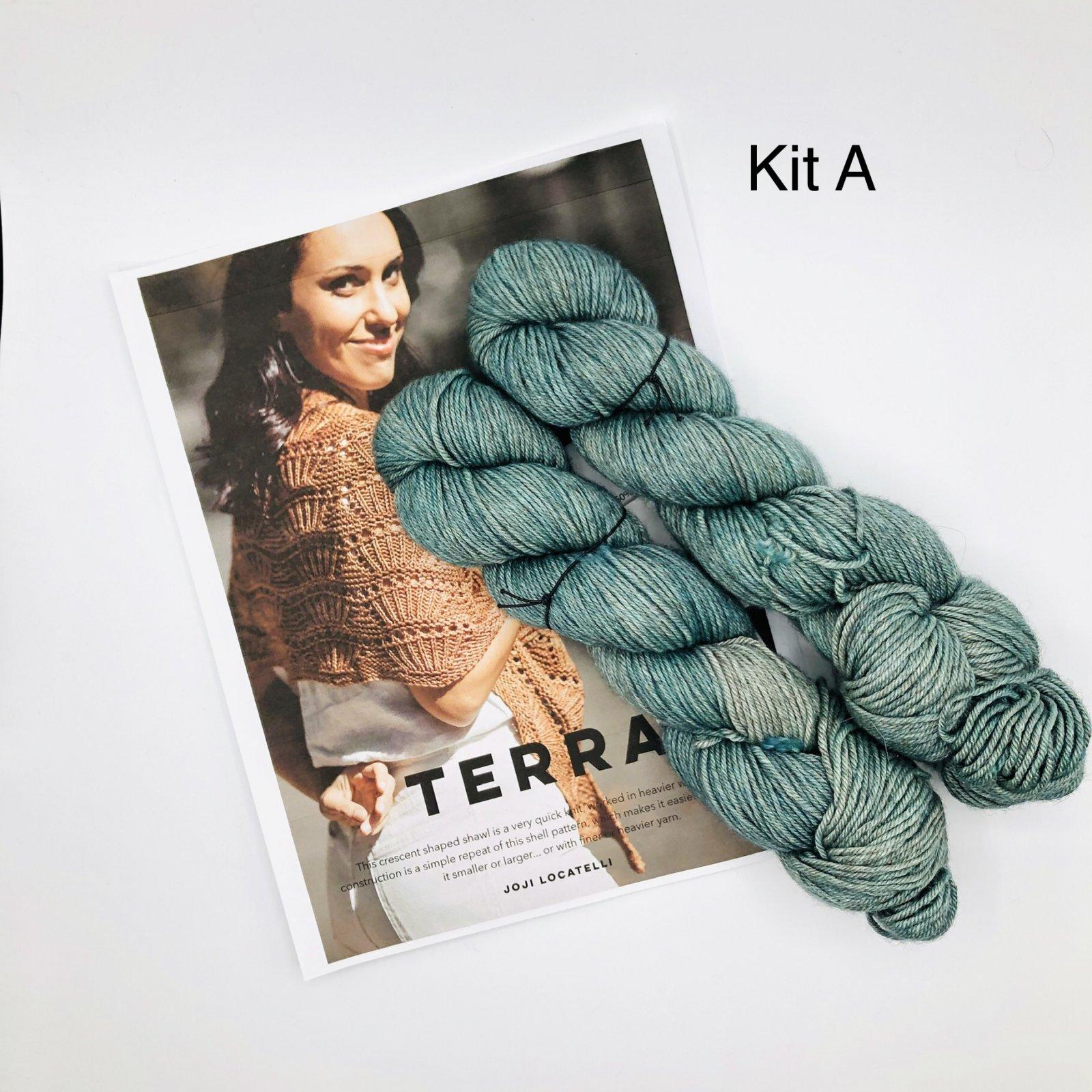 Terra Shawl Kits