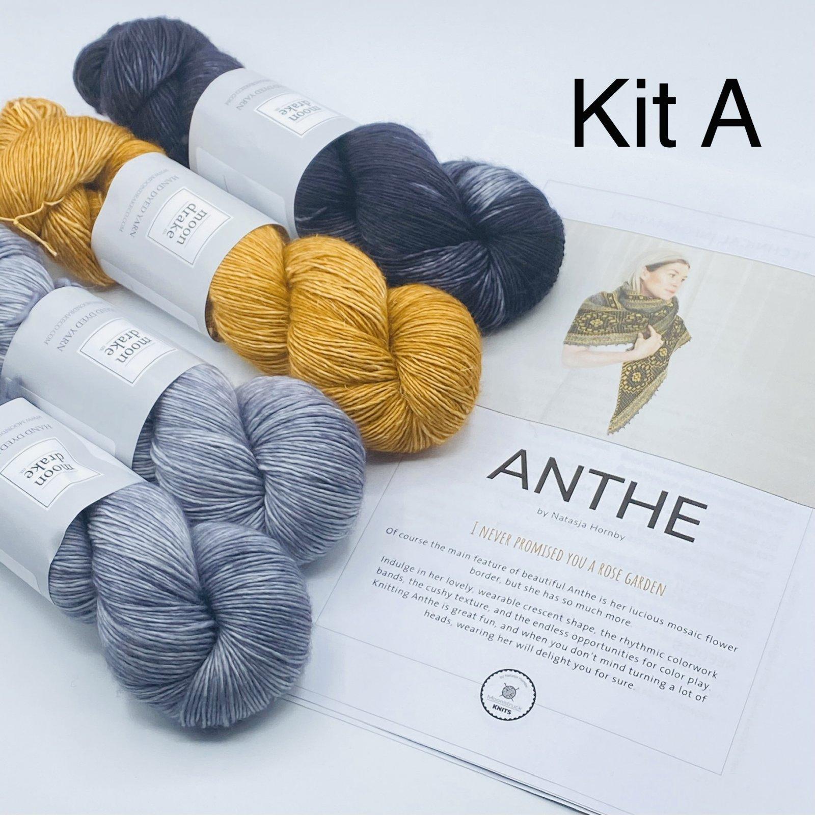 Anthe Shawl Kits