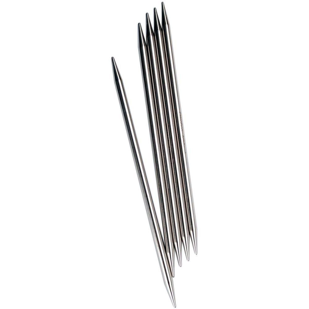ChiaoGoo Stainless Steel 6 Double-Pointed Needles