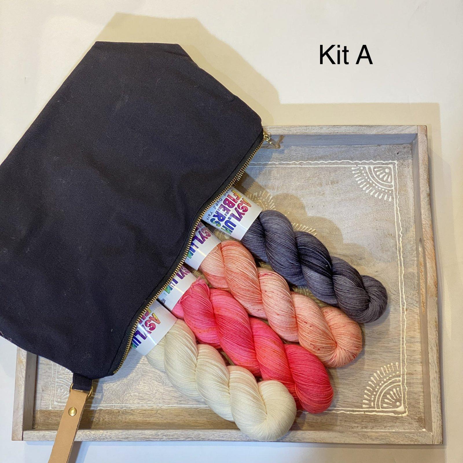 Casapinka MKAL Shawl Kits