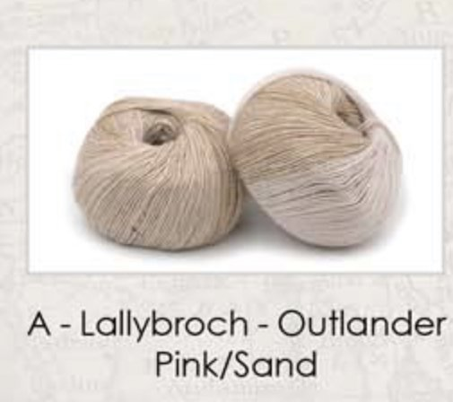 Outlander Mrs. Fritz's Armwarmers