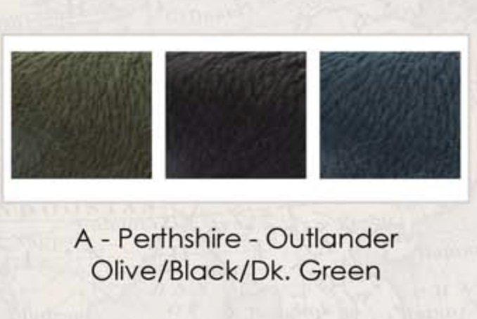 Outlander Rent Shawl Kits