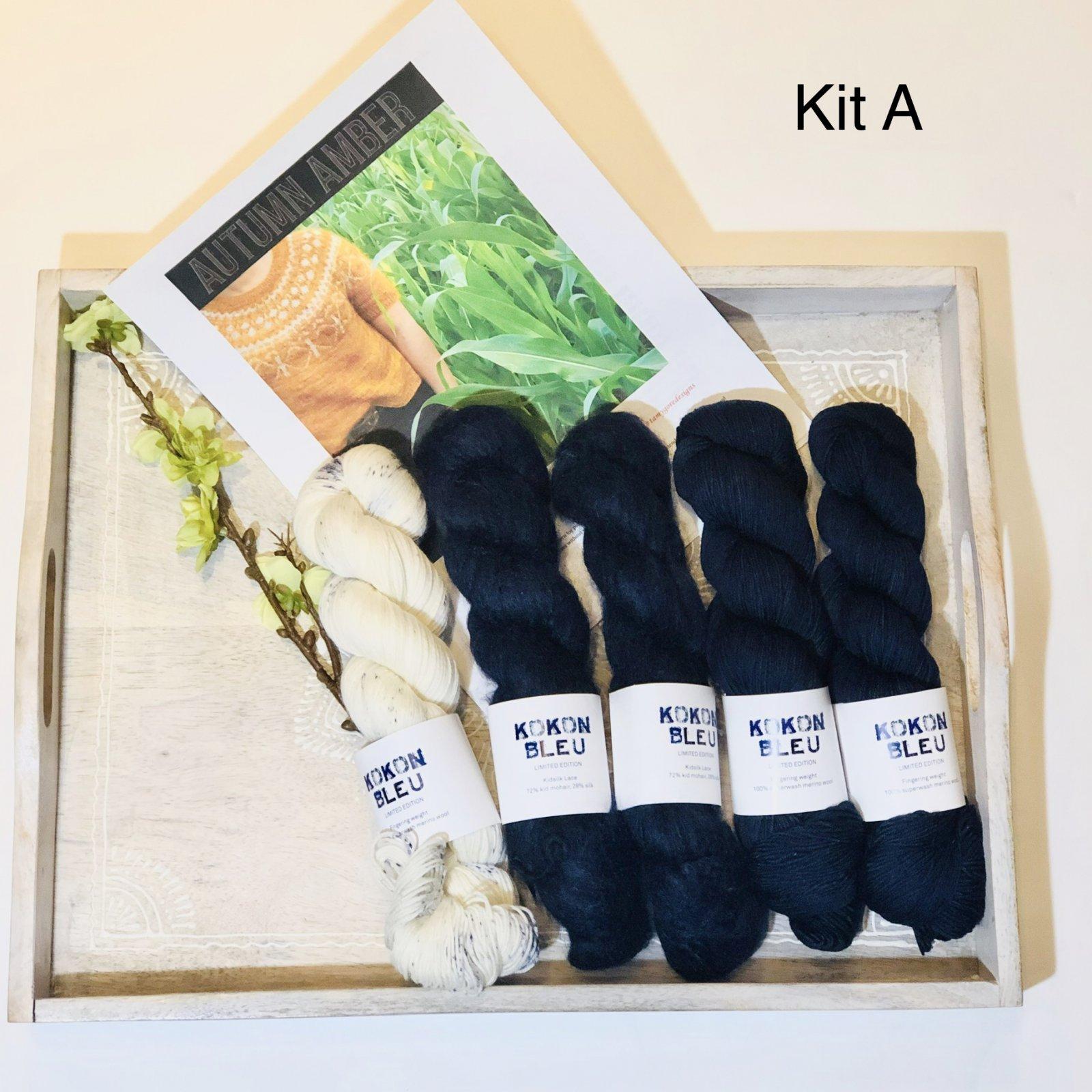Autumn Amber Kits