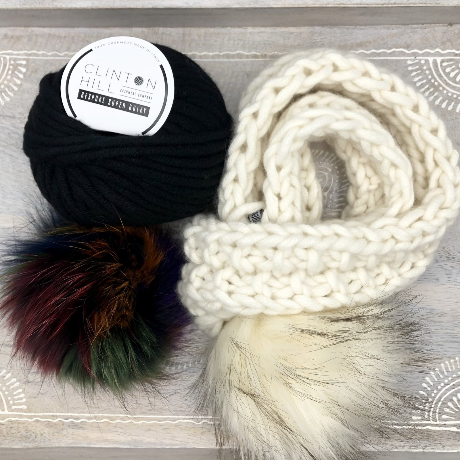 Betty Luxe Cowl