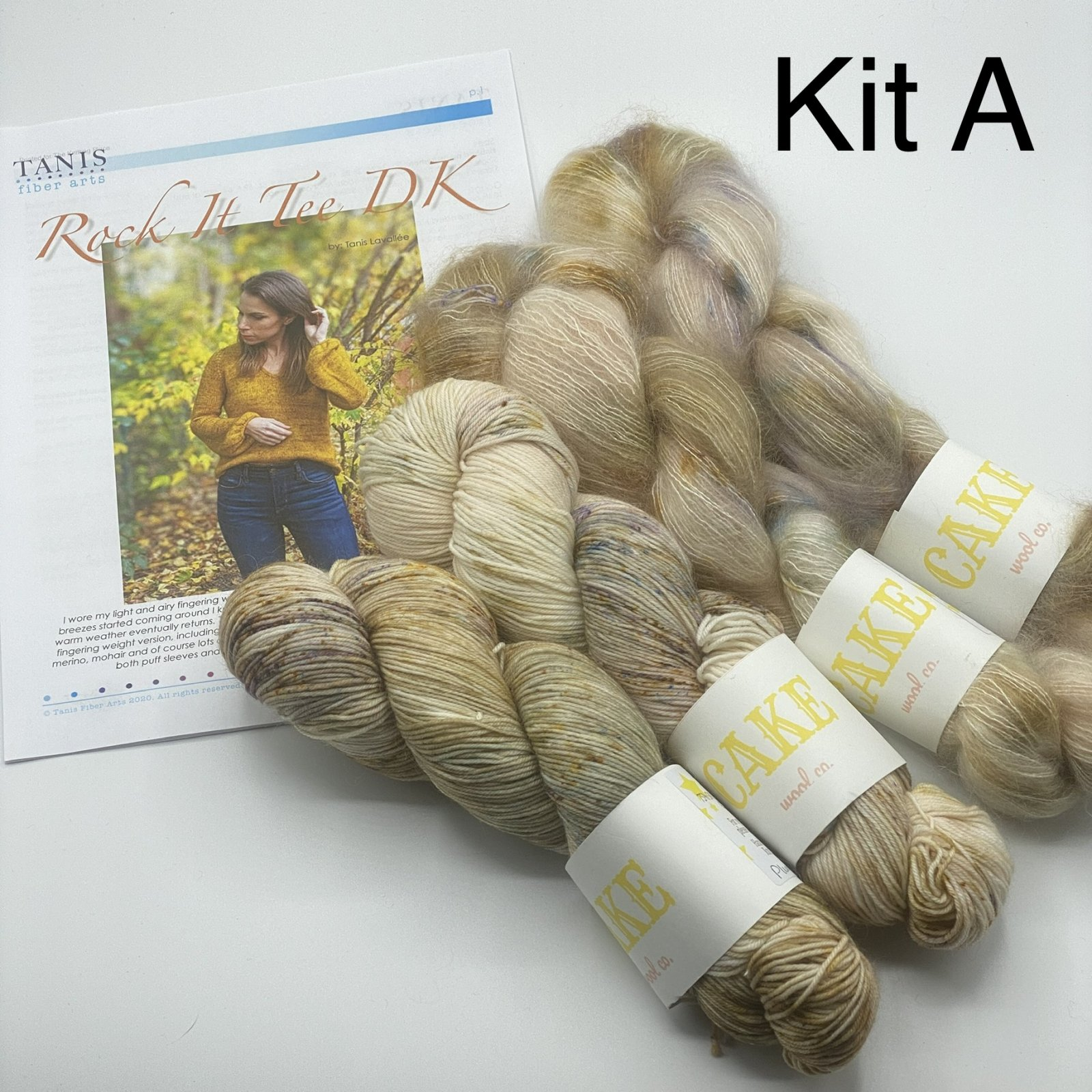 Rock It Tee DK Kits Up to 38 1/4""