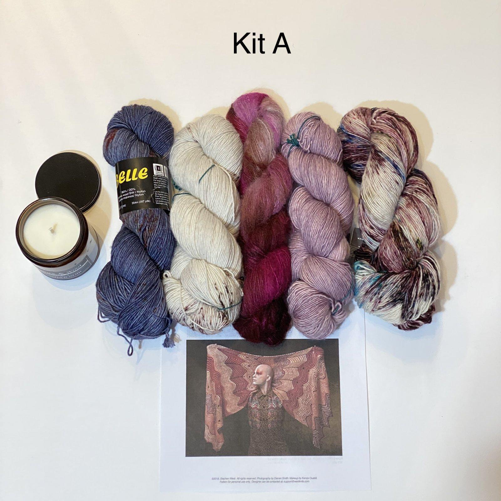 Mohairino Medley Kits