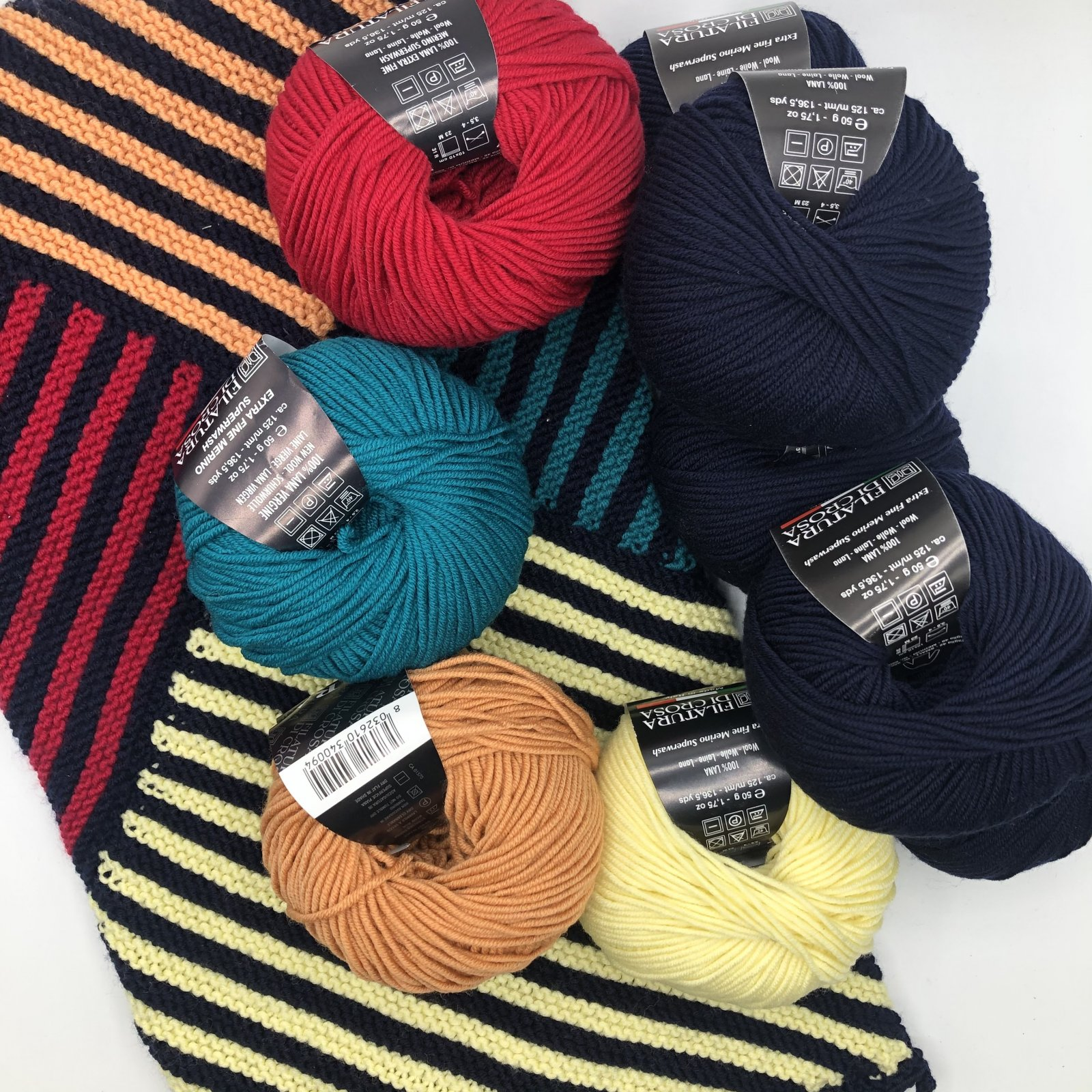 Meadowlands BabyAfghan Kits