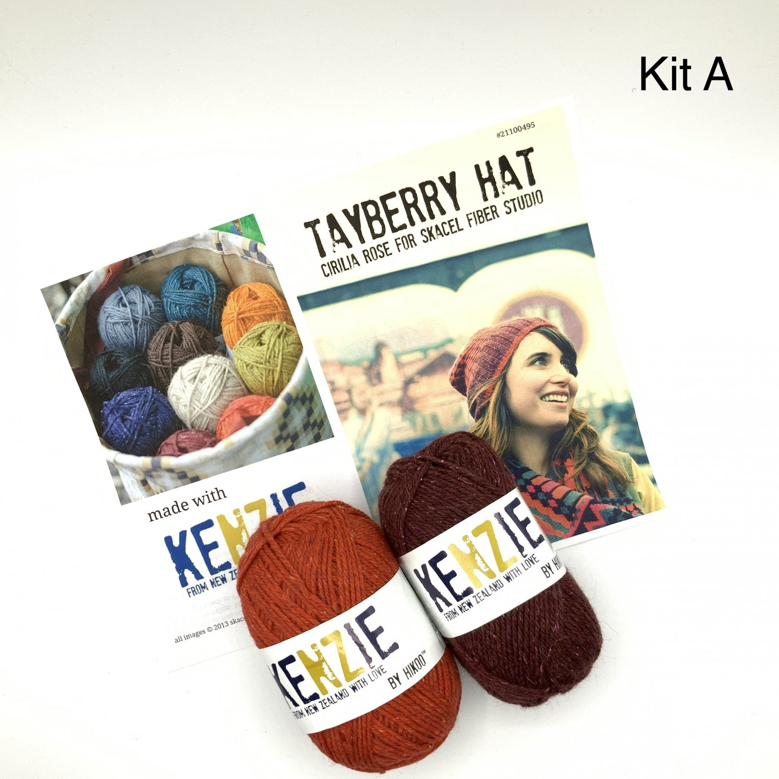 Tayberry Hat Kits