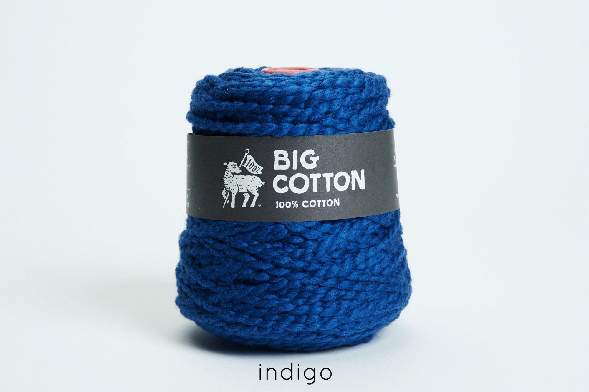 Loopy Mango Big Cotton Cone
