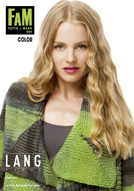 Lang Yarns Fatto a Mano Pattern Books