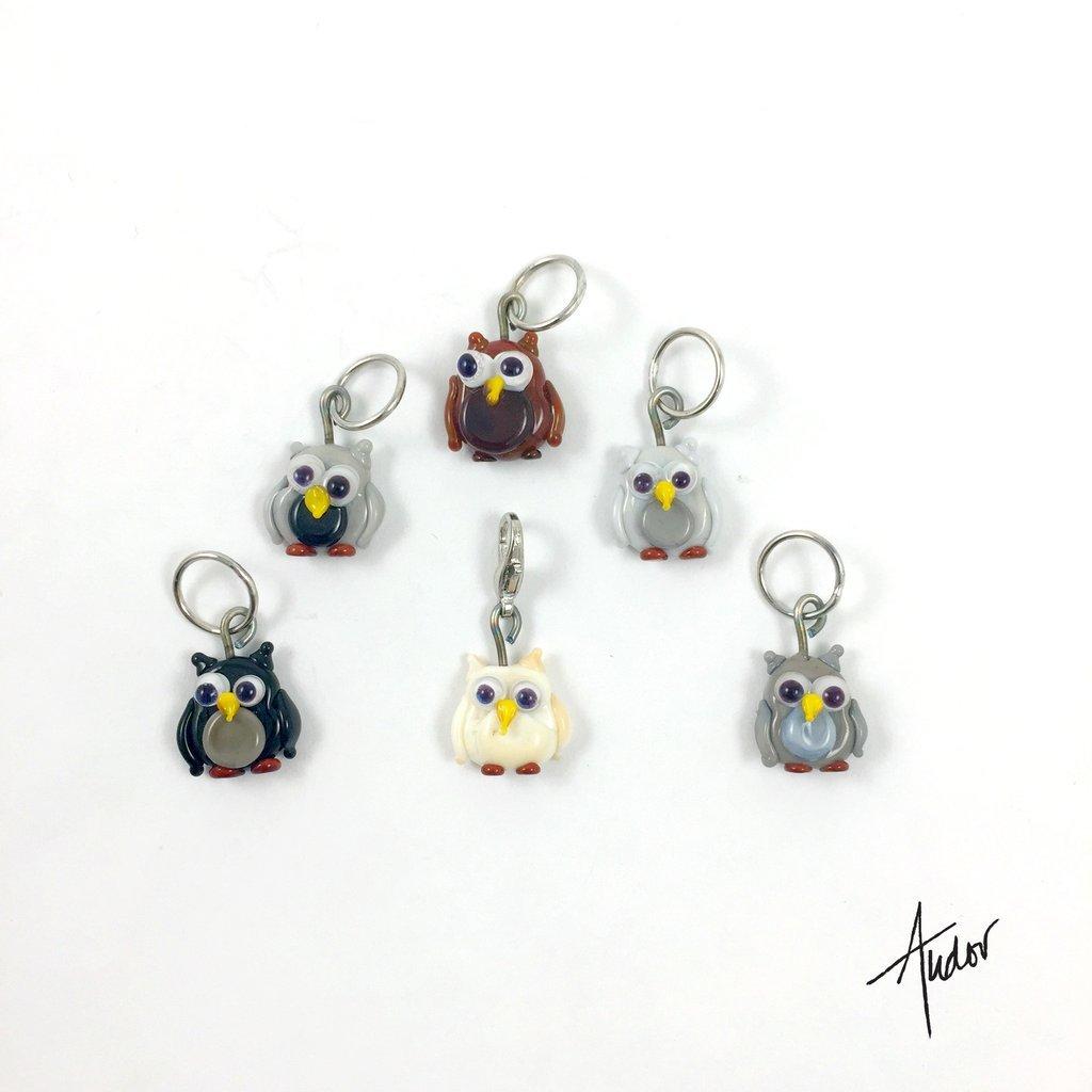 Ann Tudor Stitch Markers
