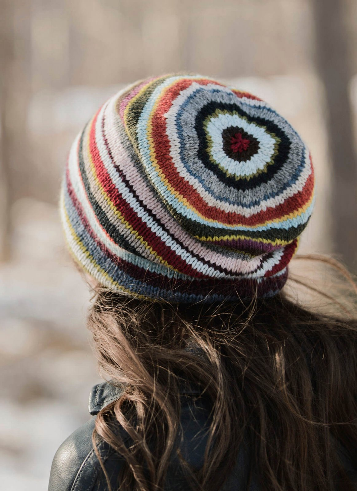 21 Color Slouch Hat Kit by Blue Sky Fibers