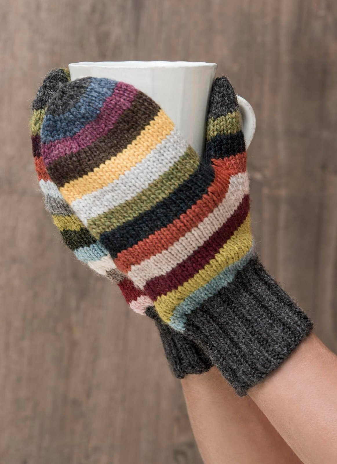 21 Color Mittens Kit by Blue Sky Fibers