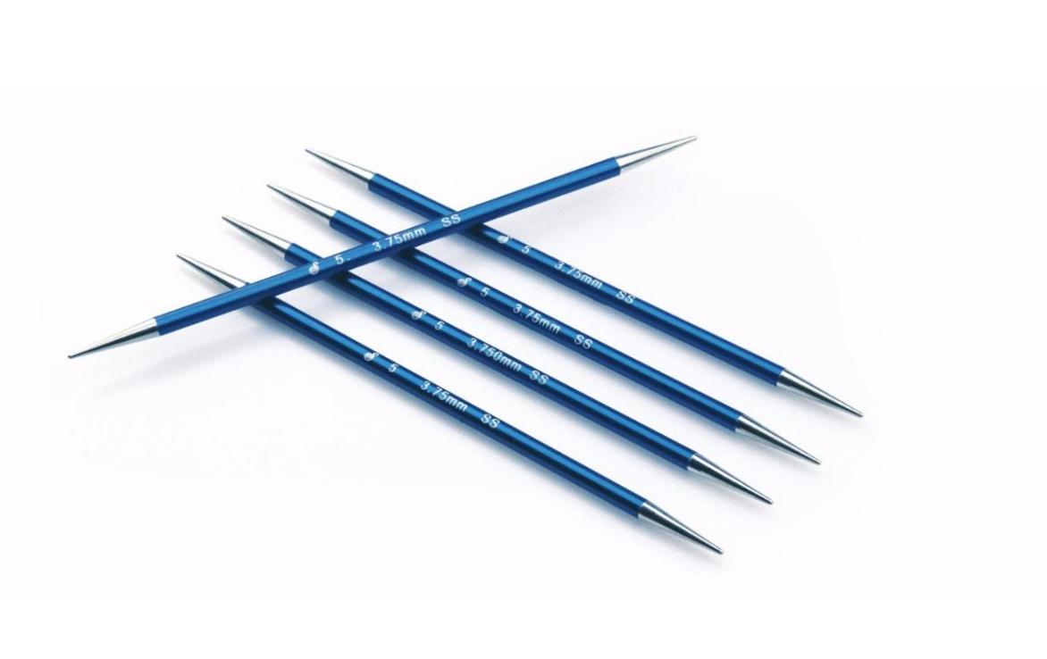 Signature  Stiletto Double Pointed Needles