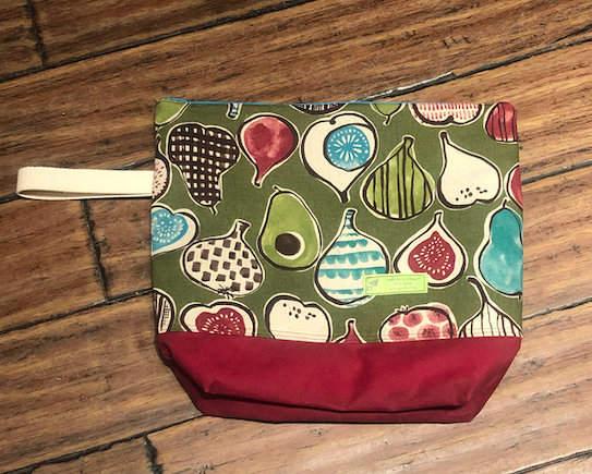 Purdy Girl Zippered Project Bags