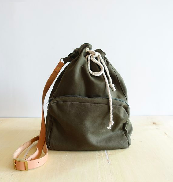 Plystre Crossbody Project Bag
