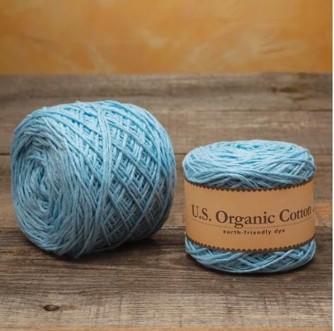 Appalachian Baby U.S. Organic Cotton 3 oz Ball