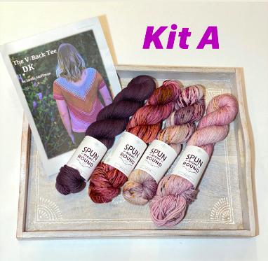 V-Back Tee DK Kits