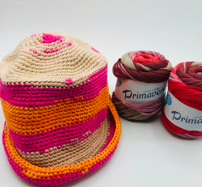 Bucket Hat Primavera