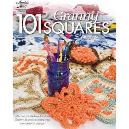 101 Granny Squares