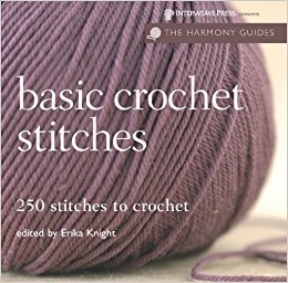 Basic Crochet Stitches (250 Stitches to Crochet)