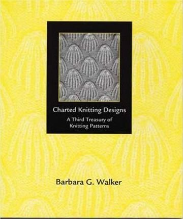 Charted Knitting Designs: A Third Treasure of Knitting Patterns