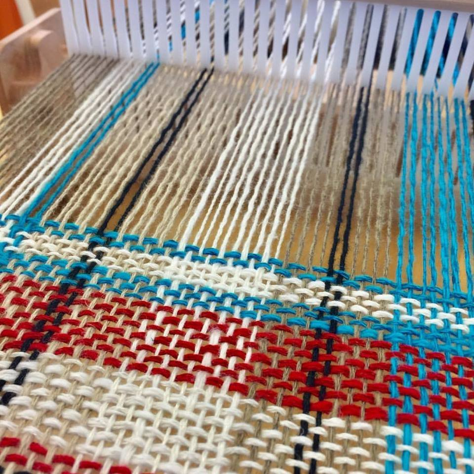 Rigid Heddle Weaving Color Play The Colorplay